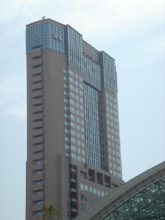 Hotel Nikko Kanazawa: ホテル日航金沢・外観