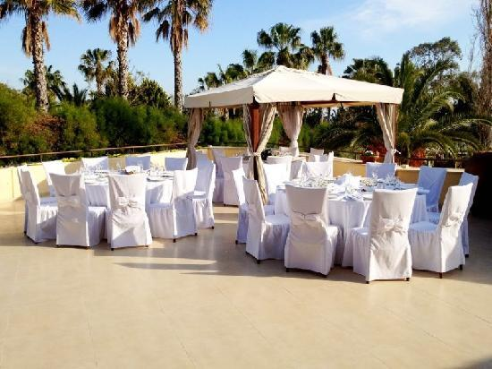 Elias Beach Hotel: Our reception