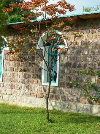 Jinka, Ethiopia: L'esterno del museo