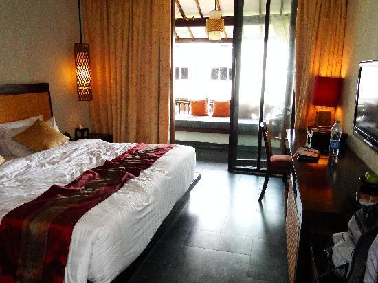 Kuta Seaview Boutique Resort & Spa : Lanai Deluxe Room