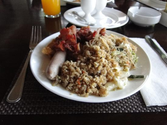 Kuta Seaview Boutique Resort & Spa: Buffet Breakfast