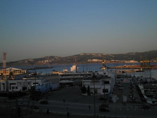 Hotel Continental: vista dalla terrazza