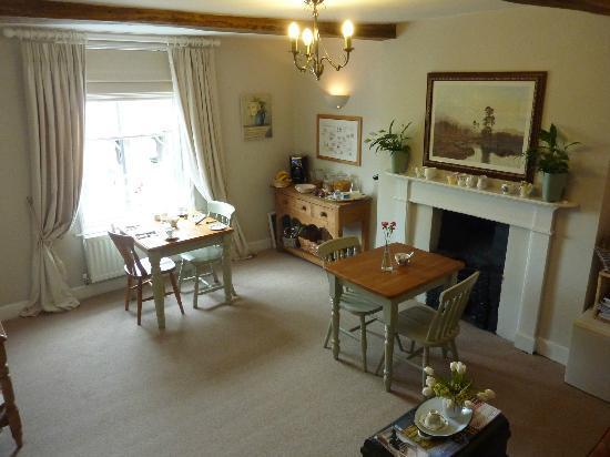 Buttercross Bed and Breakfast: Breakfast room