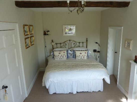 Buttercross Bed and Breakfast: Bedroom
