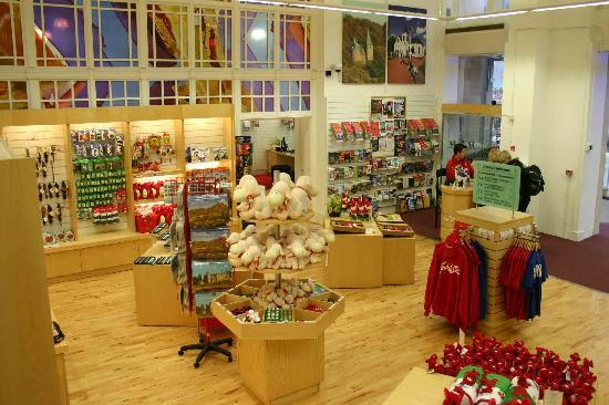 Cardiff Tourist Information Centre