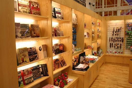 Cardiff Tourist Information Centre