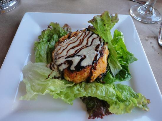 Cafe Luna Bistro: Luna Crab Cake