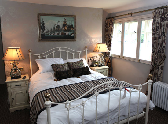 The Crown Inn: Bedroom