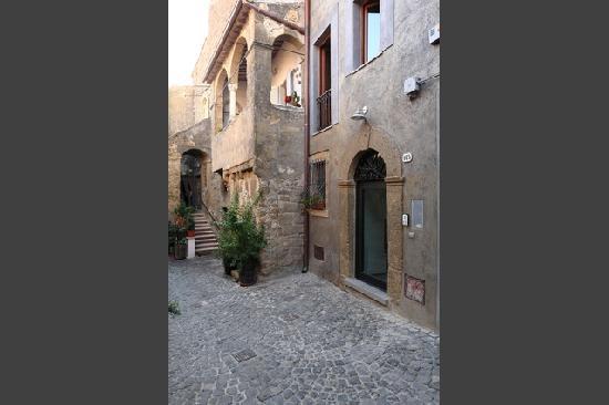 entrata Residenza Farnese
