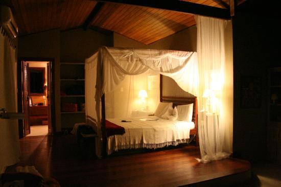 Pousada Terra dos Goitis: Dormitorio