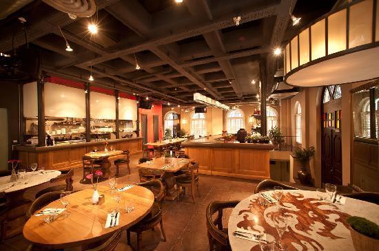 Misafir Suites 8 Istanbul: Eatery & Bar