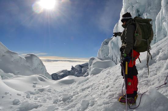 Julio Verne Travel: Cotopaxi Climb