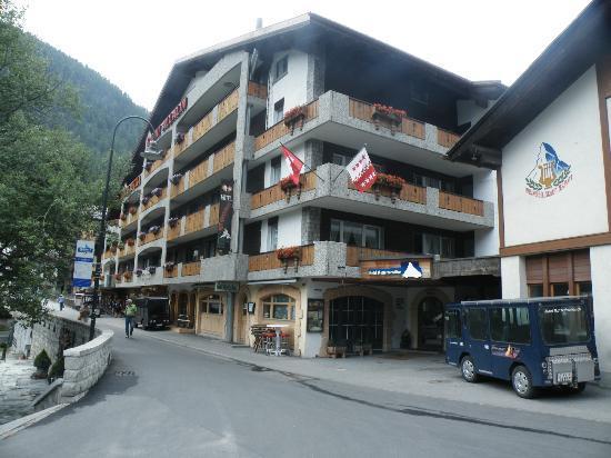 Hotel Matterhornblick : Vu d'ensemble