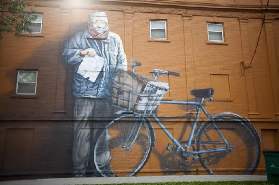 West End Biz Mural Tours