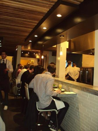 Local Mission Eatery: Love the open concept