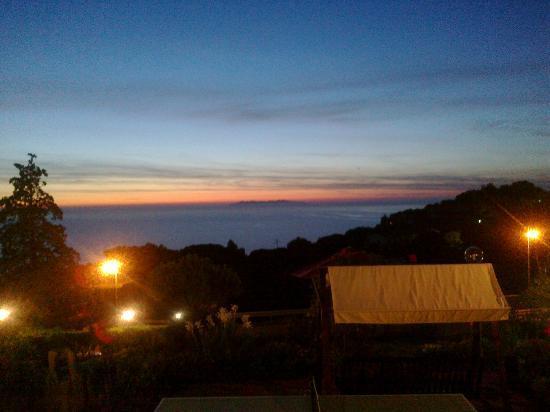 Hotel Belmare: il tramonto