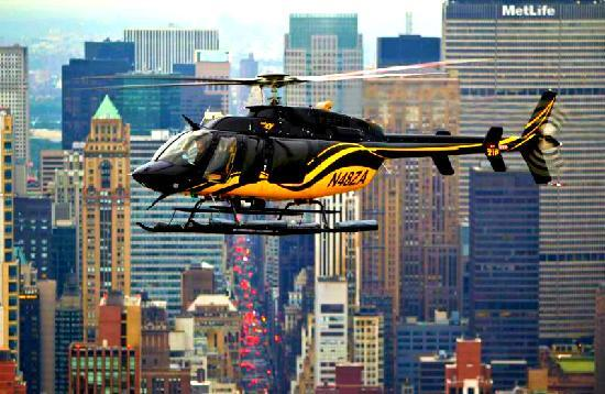 Zip Aviation - Helicopter Tours & Charters: Midtown