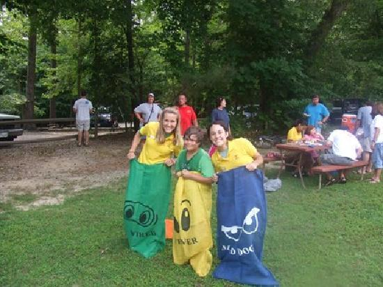 Williamsburg KOA Campground: SummerShiner Activities