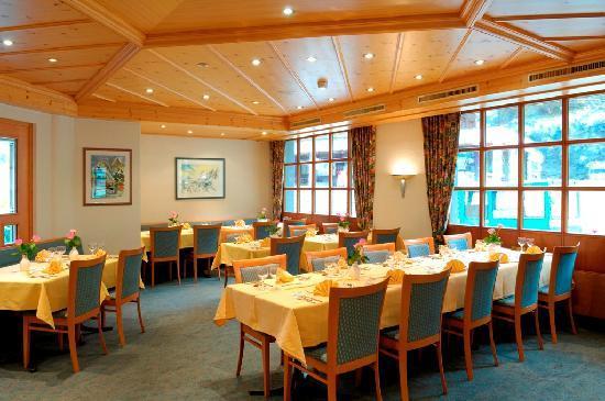 Hotel Alpin: Speisesaal