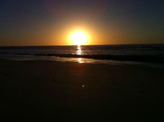 Baja Bungalows: Amanecer en Cabo Pulmo