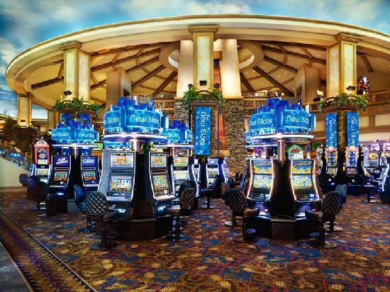 Casino New Slots - Foto Ameristar Casino Resort Spa Black Hawk - Tripadvisor
