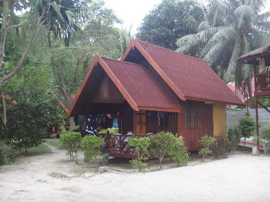 The Reef Chalets : bungalow n°1