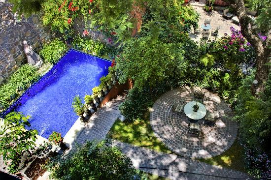 Casa Schuck Boutique Hotel: Pool