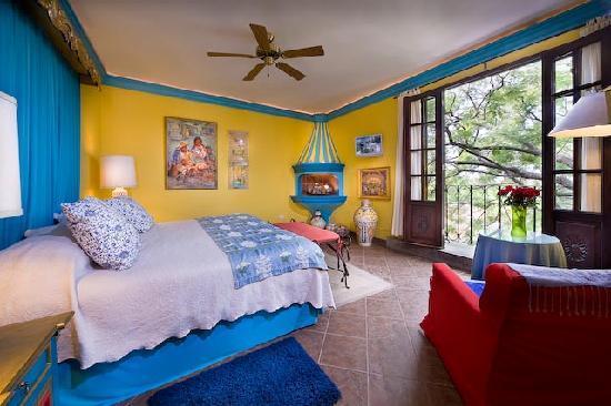 Casa Schuck Boutique Hotel: El Cielo Room