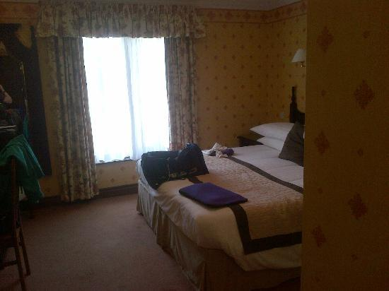 The Oakwood Hotel: Bedroom