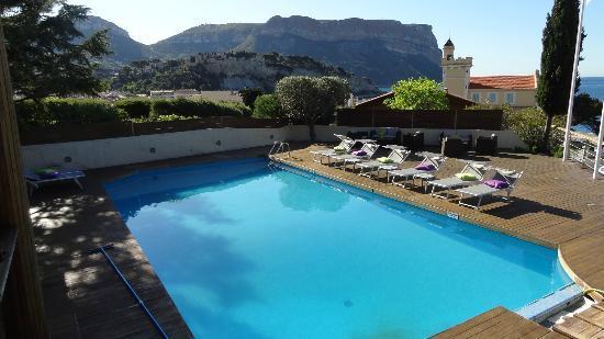 Best Western Hotel La Rade: la piscine