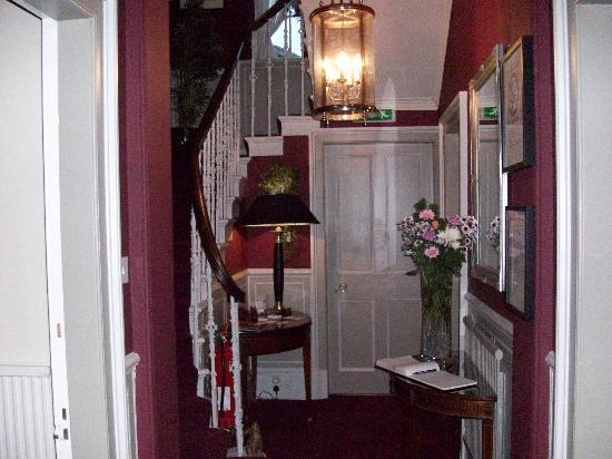 Allandale House: Entrance Hall