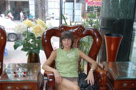 Tan My Dinh 2 Hotel: в лобби