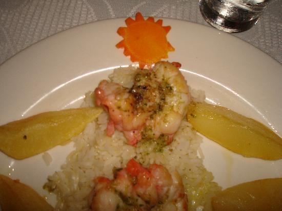 Domingos: Apresenrtação dos pratos
