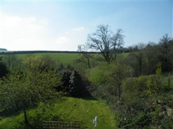 Sladesdown Farm: The peace and quiet