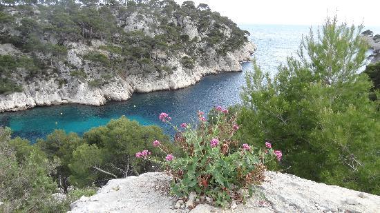 Кассис, Франция: au sommet la vue est epoustouflante