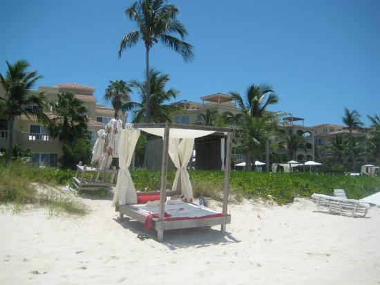 Grace Bay Club: cabana