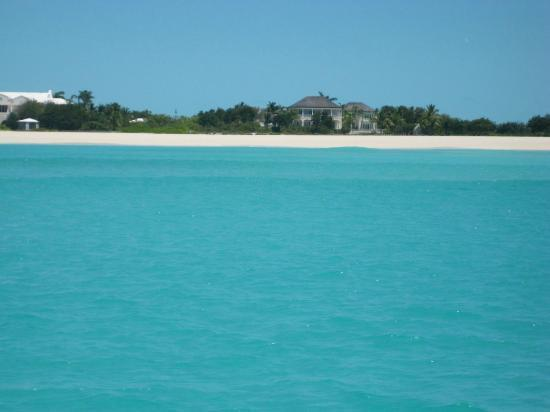 Grace Bay Club: nice house