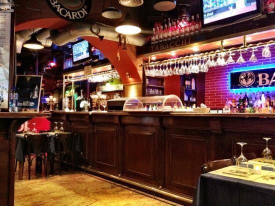 Pub Cuccagna: inside
