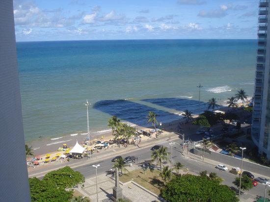 Park Hotel Vista Para O Mar Do Quarto Lateral