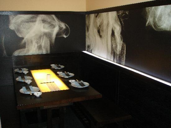 Ping Pong Marylebone: Private Booth