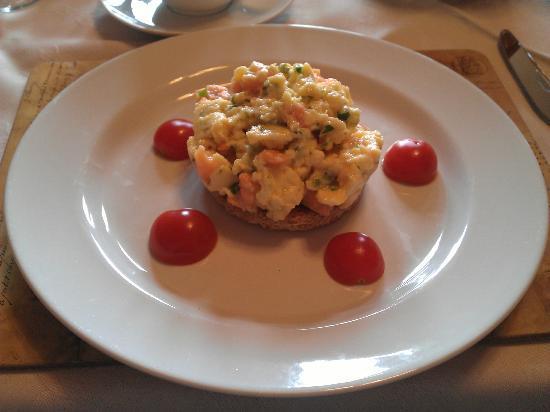 Brooklynn Guest House: Broolynn special breakfast