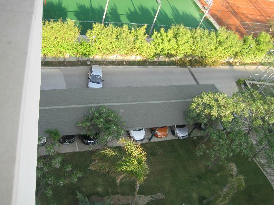 Rixos Premium Belek: Room view