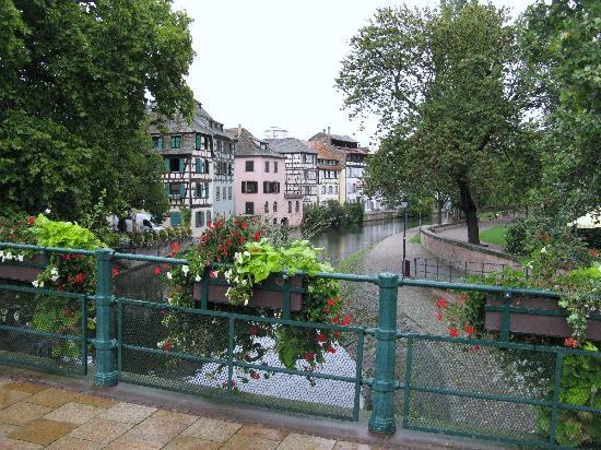 La petite France: la grazia dei canali