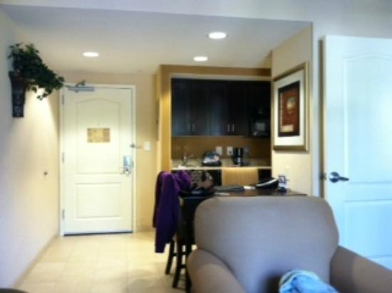 Homewood Suites by Hilton Bel Air: Room