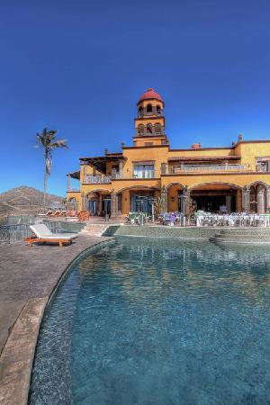 Hacienda Cerritos Boutique Hotel: The wonderful and relaxing pool