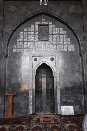 Jama Masjid Mosque: The mihrab