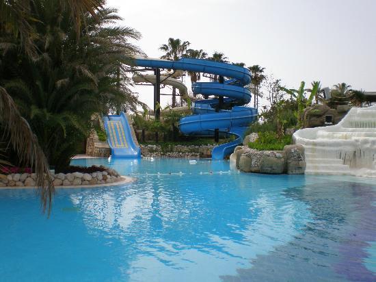 Limak Arcadia Golf & Sport Resort: Rutschen