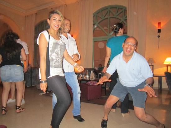 Alhambra Thalasso Hotel: Twist !