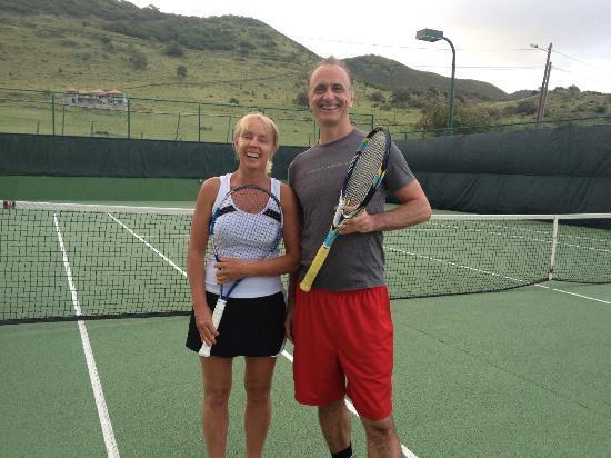 American Tennis Academy : Happy faces