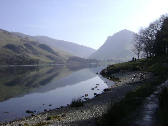 LakeSide House: Beautiful Buttermere